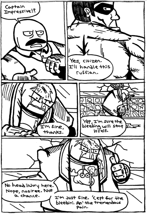 Rent-A-Thug #22 – Protection Rackets & Head Trauma part 7