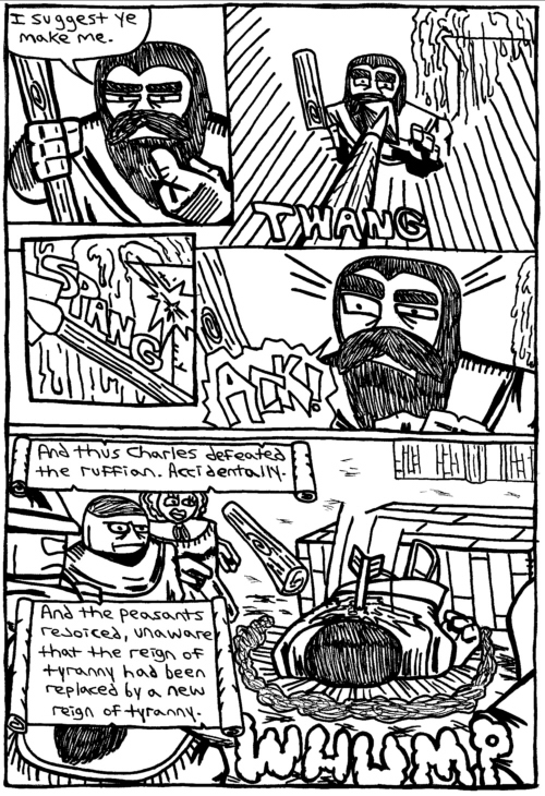 Rent-A-Thug #106 – Great Thugs in History part 5