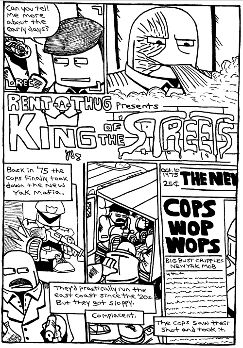Rent-A-Thug #174 – King of the Streets part 4