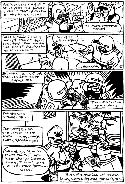 Rent-A-Thug #175 – King of the Streets part 5