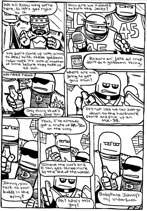 Rent-A-Thug #178 – King of the Streets part 8