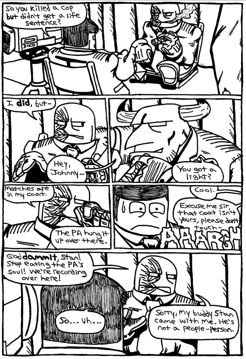 Rent-A-Thug #187 – King of the Streets part 17