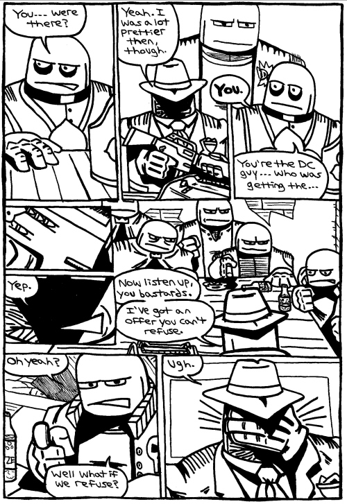 Rent-A-Thug #197 – King of the Streets part 27