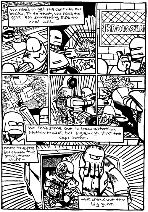 Rent-A-Thug #200 – King of the Streets part 30