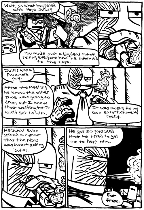 Rent-A-Thug #205 – King of the Streets part 35