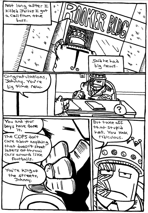 Rent-A-Thug #210 – King of the Streets part 40