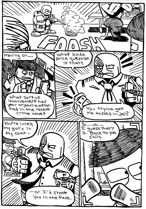 Rent-A-Thug #212 – King of the Streets part 42