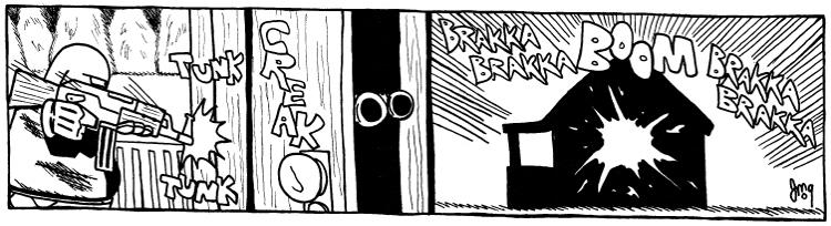 Rent-A-Thug #277 – The Rabbit Hole part 20
