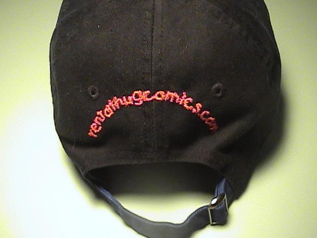 Rent-A-Thug hat back