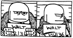 Mug Shot - Walt